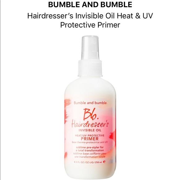 bb hair dresser Other - Bb hair dressers Heat protector